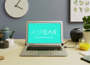 Now, any MacBook Air can be a touchscreen notebook with this new Airbar. The scanner of this gadget can scan the whole screen and the hand movement to manipulate the screen contents.