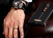Lamborghini has launched an Android-powered smartphone namely 'Alpha-One,' which is priced at $2,450.