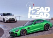 Both Mercedes and Nissan has best GT-Rs, we will have look at which one is better in both.