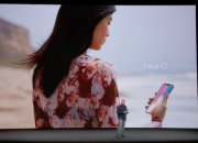 Apple iPhone X introduces the revolutionary Face ID feature with hidden anti-theft features.