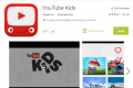 YouTube Kids Android app