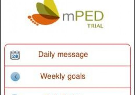 mPED Trial App (IMAGE)