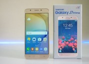 The Samsun Galaxy J7 Prime smartphone was launched in China and made it to a few other Asian countries months ago, but this is the first time that it goes on sale in the United States. According to reports, Galaxy J7 will work  on GSM networks in the U.S.