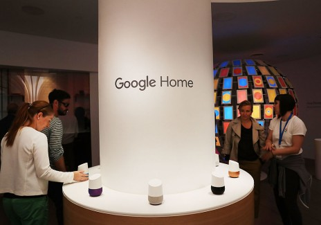 Google Pop Up Store Opens In New York