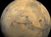 Scientist confirm that there might have been oceans of water on Mars as evidenced by the composition of its meteorite. The experiments show that minerals from dry environment in Mars might have been once harboring hydrogen.
