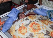 Thirty-six-year-old Eman Ahmed Abd El Aty, the world's heaviest woman from Egypt has successfully undergone a bariatric surgery in India. Also known as weight loss surgery, bariatric surgery is doctors' last resort to help individuals who are morbidly obese with attendant health risks. Eman Ahmed was reputed to be the heaviest person in the world at 500kg or 1,102 pounds of body weight.