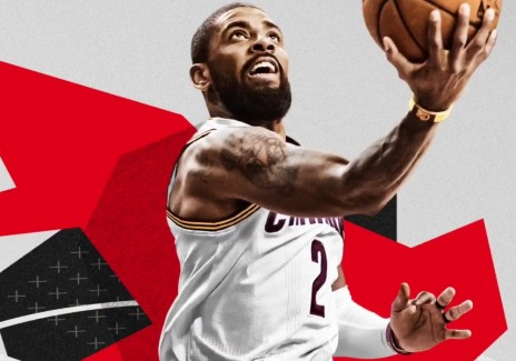 8a95ca39fab  NBA 2K18  Announces Kyrie Irving Of Cleveland Cavaliers As Cover Of New Video  Game   Games   iTech Post