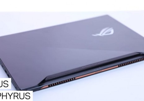 Asus Zephyrus Is A Skinny Gaming Laptop