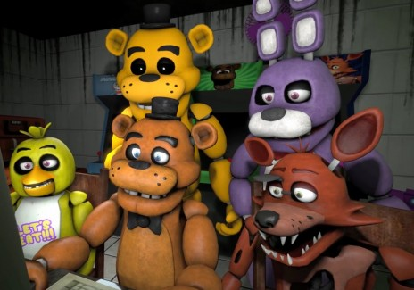 Five Nights At Freddy's Creator Says He's Working On A Sequel; Then Cancels It