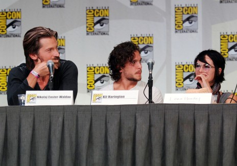 HBO's 'Game Of Thrones' Panel - Comic-Con 2011