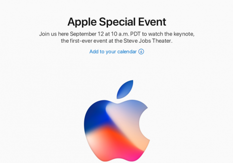 Apple iPhone 8 launch event